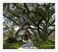 Small chapel at Sea Island, GA, USED TO LIVE HERE :)