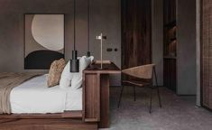 With its minimalist concrete walls, natural material & handmade furniture, CASA COOK Chania is the perfect laid-back luxury hotel for families. Casa Cook Hotel, Luxury Hotel Design, Luxury Hotels, Interior Styling, Interior Design, Design Design, House Design, Creta, Decoration Design