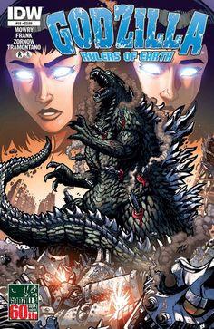 Godzilla: Rulers of Earth #16 (Issue)
