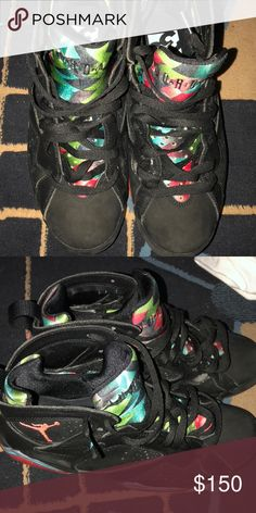 air jordan's 7 retro barcelona nights size 8 Jordan Shoes Sneakers