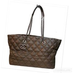 """HOST PICK CHANEL Quilted Lambskin Tote Pre-loved. Great condition. Supple lambskin. Extremely practical - great for every day wear!Measurements: 16.75"""" x 10 x 5.75"""" Inches (with 10"""" in shoulder drop) CHANEL Bags Totes"""