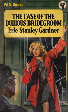The Case of the Dubious Bridegroom (Perry Mason, Book 33) | Originally published in 1949 | This is a paperback Pan Books edition.