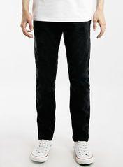 Black Regular Slim Fit Jeans