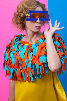 The Agatha Ruiz de la Prada Summer 2013 Campaign Embraces Color