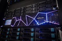 Nebula: A Supercomputer Designed To Be Feared