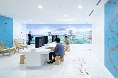Google's Newest Tokyo Offices  http://officesnapshots.com/2013/08/21/google-tokyo-office-design/