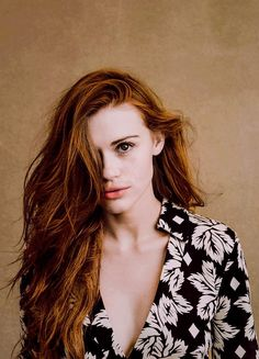 Holland Roden for Vanity Fair Coachella potraits