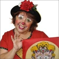 mamma clown | love Mama Clown - Marcela Murad.