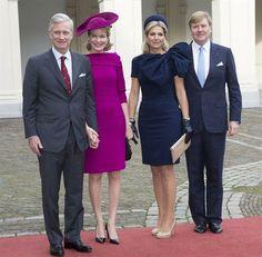 Máxima, reina: a un año de la coronación, sus mejores looks como soberana de Holanda - ¡HOLA!