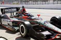 A partnership with Panther Racing and driver J.R. Hildebrand is among the ways that Hiring Our Heroes has gained widespread exposure.
