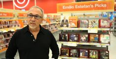 Emilio Estefan Picks at Target Feature Tons of Emilio Estefan Stuff
