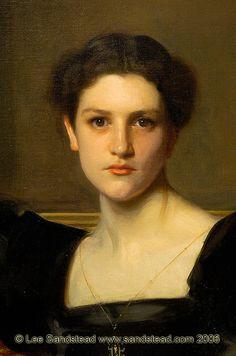 John Singer Sargent, 1893,  Elizabeth Winthrop Chanier