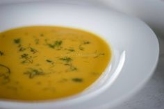 Carrot Fennel Soup, recipe in Dutch with translator Carrot And Fennel Soup, Low Sodium Recipes, Thai Red Curry, Carrots, Ethnic Recipes, Dutch, Food, Dutch Language, Essen