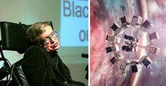 Professor Stephen Hawking Says Time Travel Is Definitely Possible.
