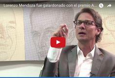 Lorenzo Mendoza y su discurso al recibir un premio en Londres  http://www.facebook.com/pages/p/584631925064466