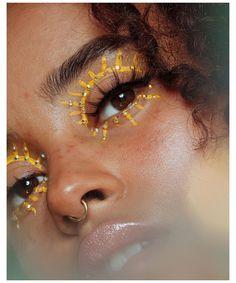 Eye Makeup Designs, Eye Makeup Art, Cute Makeup, Pretty Makeup, Beauty Makeup, Hair Makeup, Prom Makeup, Makeup Eyeshadow, Scary Makeup
