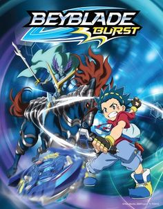 Disney XD Premieres Beyblade Burst Anime on December 19