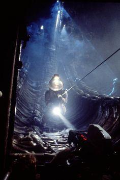 Filmimg Alien (1979)