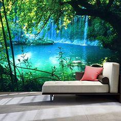 Murando   Fototapete Natur 300x210 Cm   Vlies Tapete   Moderne Wanddeko    Design Tapete