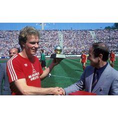 پست  ام كارل هاينز رومنيگه و اولين توپ طلاش سال  #rummenigge #kamyab_rummenigge by football.kamyab