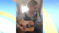 In-flight entertainment: Watch this flight attendant rock Lorde's 'Royals'