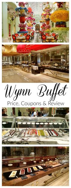 THE BEST BUFFET I'VE EVER BEEN TOO! LITERALLY WORTH THE TRIP TO VEGAS ALONE