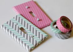 Washi tape is easy to fall in love with, quick to decorate with, and painless to remove. Obsess over these 11 washi tape decorating ideas that will add some personality to anything and everything!