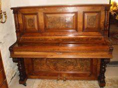 1915-1920 Ropelt & Sons upright piano