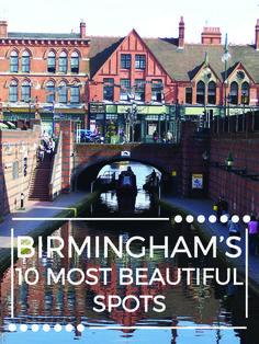 Découvrir Birmingham #angleterre #voyage #guide