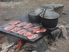 HealthIER Camping Food: 7 Tips for Taking Real Food With You