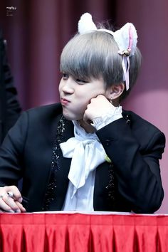 Jimin ❤ BTS at the Jongro Fansign #BTS #방탄소년단