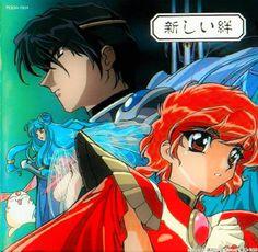 Magic Knight Rayearth Original Soundtrack Vol. Haruhi Suzumiya, Magic Knight Rayearth, Card Captor, Tokyo Tower, Clear Card, Mecha Anime, Cardcaptor Sakura, New Chapter, Book Art