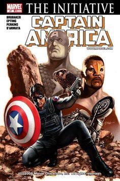 Captain America (2004-2011) #27 - Marvel Comics