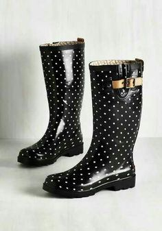 Puddle Jumping Rain Boots