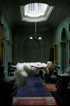 tim walker fairy tale photos | LONDON/ Tim Walker and his fashionable fairy tales. | Not Just Fashion ...