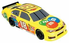 Air Hogs RC NASCAR 1:24th Scale - #18 M (Kyle Busch) by Air Hogs. $27.61. From the Manufacturer                Experience the thrill of NASCAR as you step behind the wheel of a full function 1:24th R/C Stock Car. Each car features a race-inspired design and has a range of up to 30'. Choose from Dale Earnhardt Jr. (Amp Energy or National Guard), Tony Stewart (Office Depot) and Jimmy Johnson's (Lowe's) cars and create your own starting grid. Race your friends using multi...