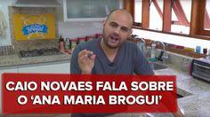 #TimBeta #TimBeta Canal 'Ana Maria Brogui' quer ir além de hits fast food: 'Tentei gravar receitas light, mas não… #BetaLab #BetaLab