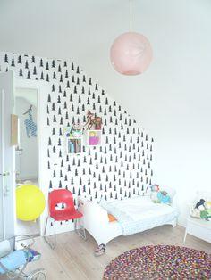 Das Mädchenzimmer von Forelle