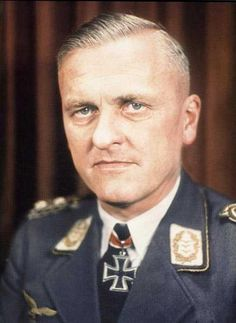 ■ Generaloberst Günther Korten (1898-1944).- Chef des Generalstabes Luftflotte 4 --- Died on 22 July 1944 in Rastenburg Hospital, East Prussia, after being severely wounded in the bomb plot against Adolf Hitler.