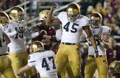 Notre Dame vs. Boston College