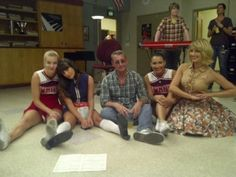 Heather, Lea, Naya, and Dianna