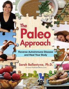 The Paleo Mom Sarah Ballatyne Ph.D
