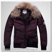 Moncler Jacket. Edición Especial. Marron Color. SE226TE. Moncler Abrigos Largos Hombre. Moncler Ropa de Moda, Complementos y