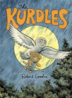 A first look at our new all ages graphic novel, The Kurdles. A beautifully drawn tale of finding your way home