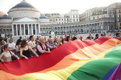Gay Pride 2015 a Napoli | © Machi di Pace (@machidipace)