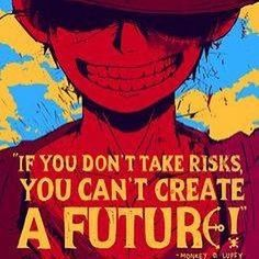 "Fans of #Luffy where are you?! Share our page in your story ;) For more #AnimeQuote follow @animes.for.otaku  If you like our #quotes share this page with your friends please! We love you so much ""land of anime team"" #landofanime #hunterxhunter #onepiece #naruto #boruto #killua #luffydmonkey #animes #quote #animequotes #kaneki"