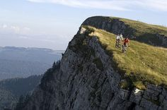 """The Jura Mountains : here is the """"Mont-d'Or"""" reaches 1,463 m"""