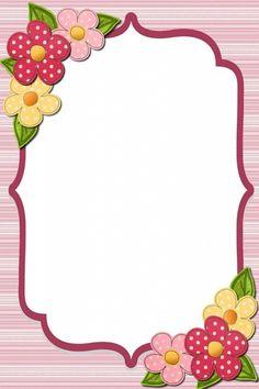 Boarder Designs, Frame Border Design, Page Borders Design, Printable Border, Printable Labels, Molduras Vintage, Boarders And Frames, School Frame, Borders For Paper