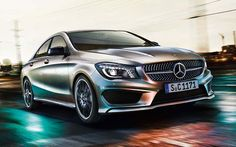 2014 Mercedes-Benz CLA Class Redesign