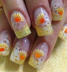 Modern Nails Art Ideas 2015